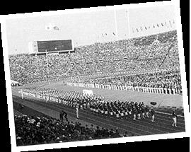 東京オリンピック(共同通信社)